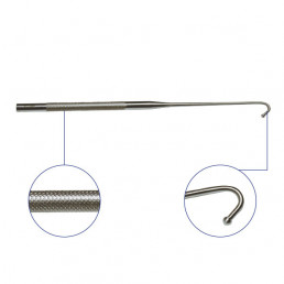 Ovariectomy hook